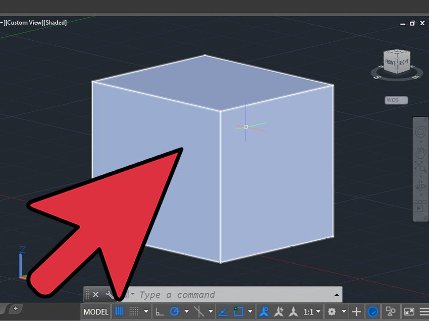 How to Set up an AutoCAD Drawing (with Pictures) - wikiHow
