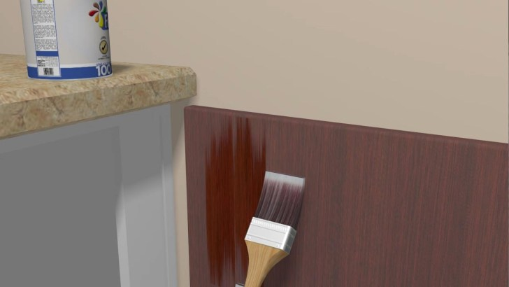 Clean Kitchen Cabinets cleaning kitchen cabinets Refinish Kitchen Cabinets