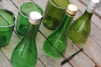 How to Make Wine Bottle Wind Chime - wikiHow