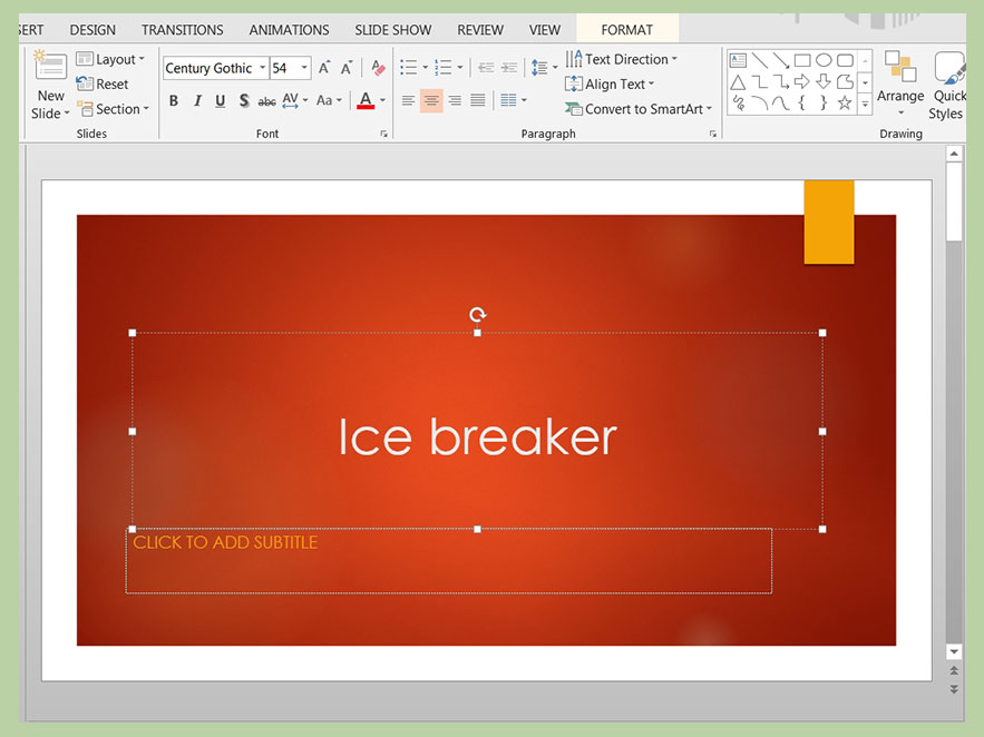 How to Make PowerPoint Presentations More Interesting (with Sample