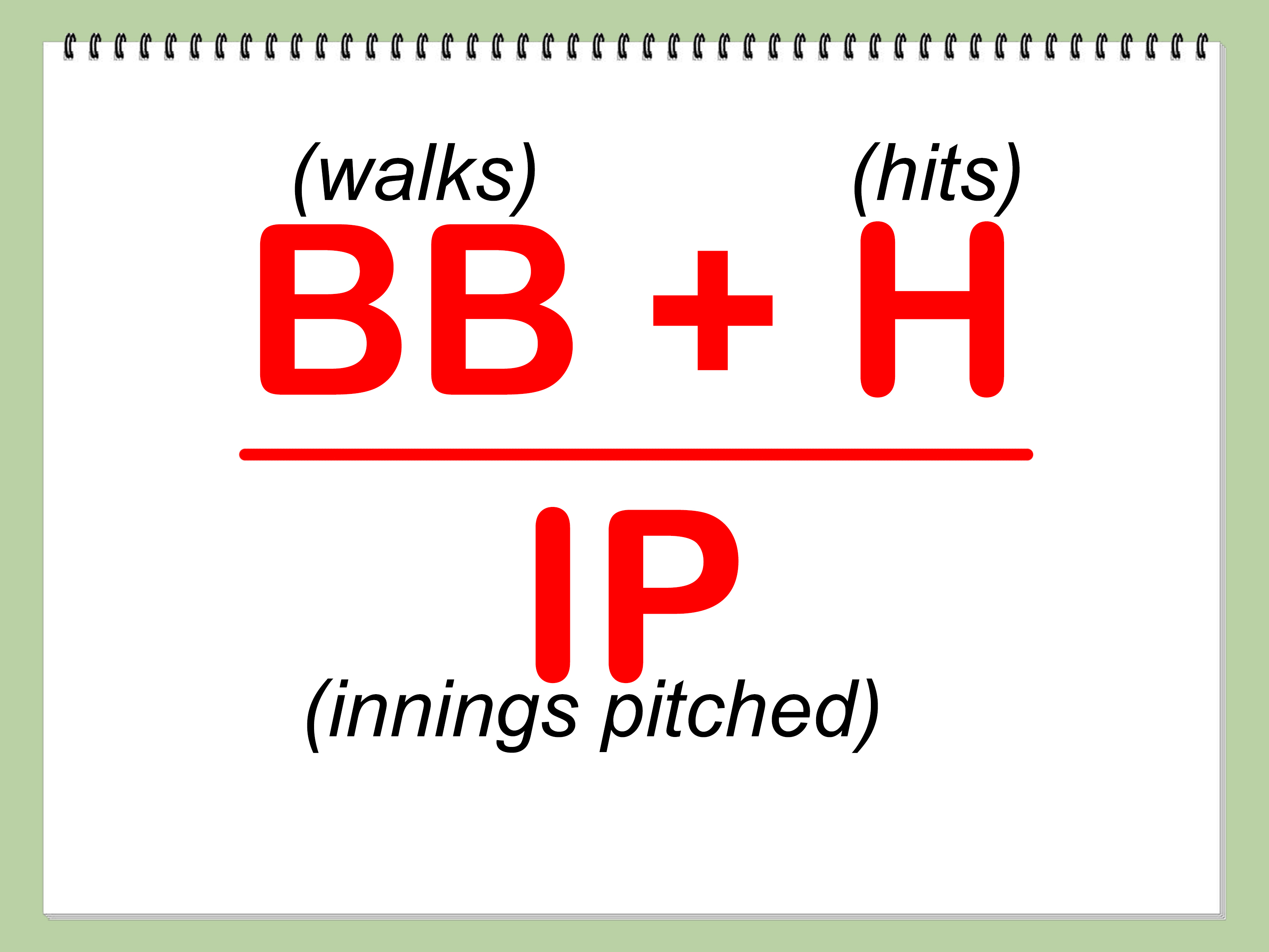 Calculate Major Pitching Statistics In Baseball Download How To Calculate  Standard Deviation