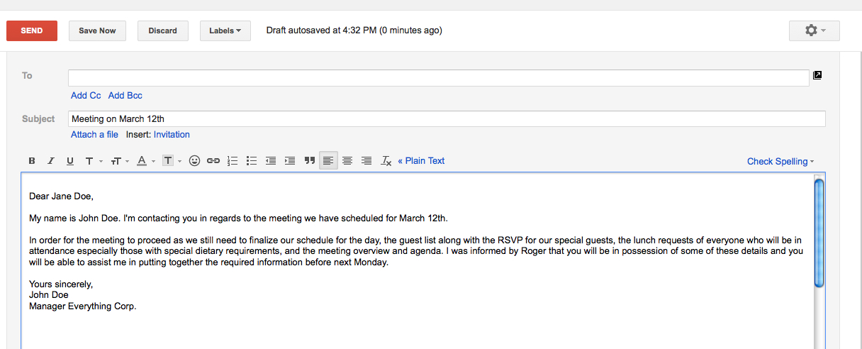 Helichenglish  Formal and Informal Emails