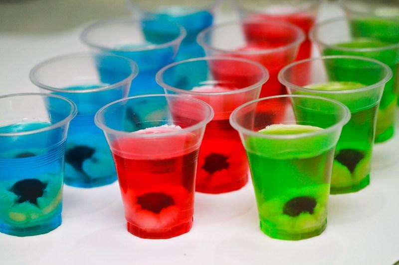Piquant Whiskey Make Mad Martini Jello Shots Intro Version 2 How To Make Jello Shots Glow How To Make Jello Shots