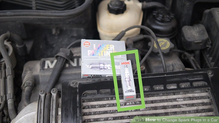 How to Change Spark Plugs in a Car 9 Steps (with Pictures)
