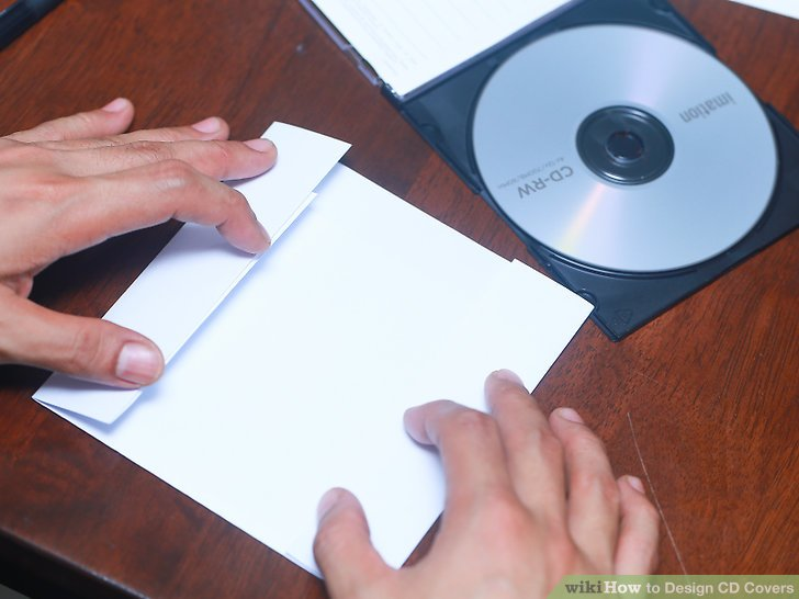 How To Make A Cd Sleeve how to make a cd sleeve how to create a cd