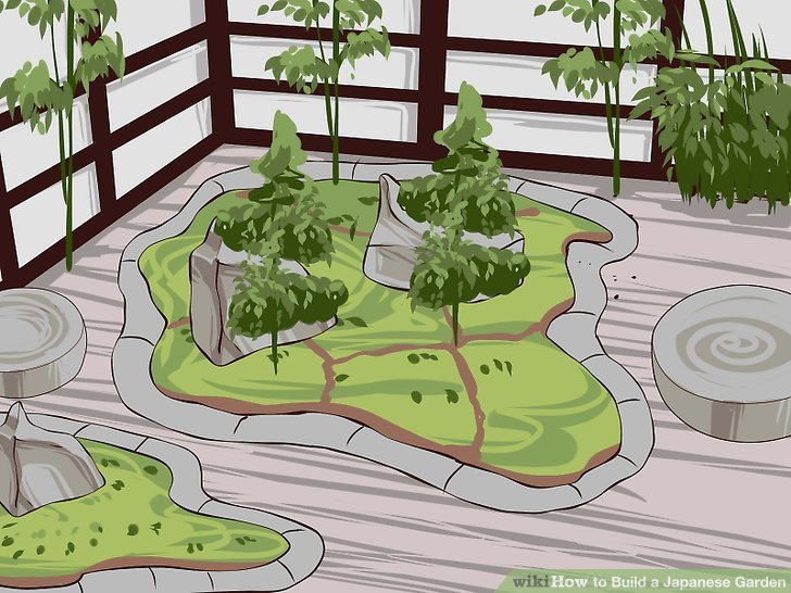 How to Build a Japanese Garden (with Pictures) - wikiHow