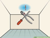 How to Fix a Leaking Ceiling (with Pictures) - wikiHow