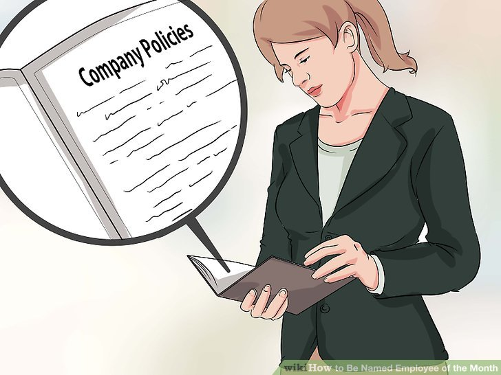 How to Be Named Employee of the Month (with Pictures) - wikiHow