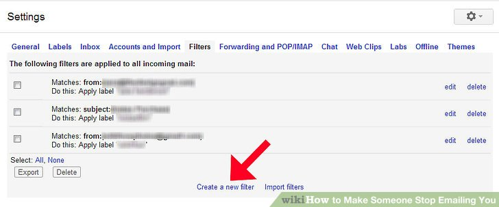 How to Make Someone Stop Emailing You 7 Steps (with Pictures) - emailing photo