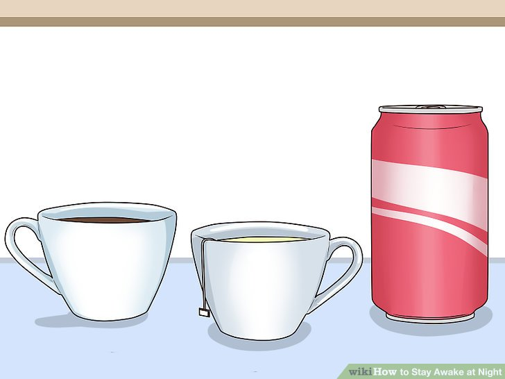 How to Stay Awake at Night 10 Steps (with Pictures) - wikiHow - how to keep yourself awake
