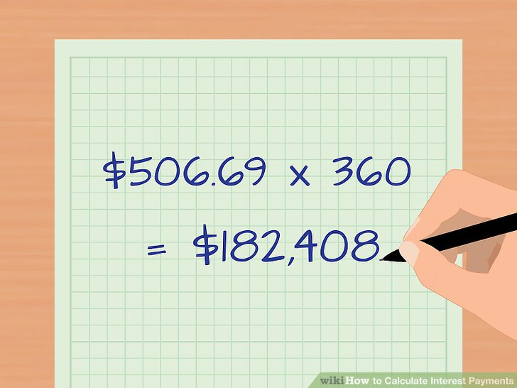 3 Ways to Calculate Interest Payments - wikiHow