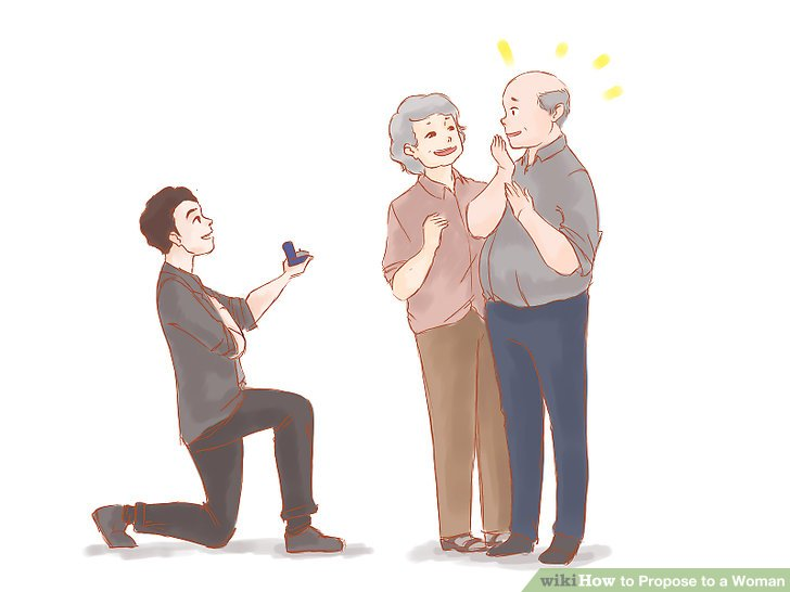 How to Propose to a Woman 10 Steps (with Pictures) - wikiHow