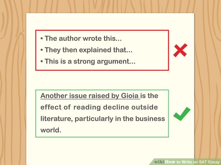 Essay Guide! - El Portal