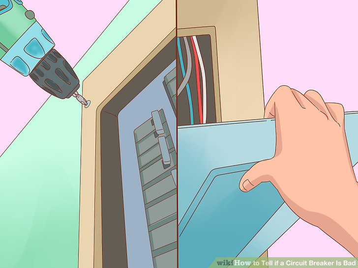 How to Tell if a Circuit Breaker Is Bad 13 Steps (with Pictures)
