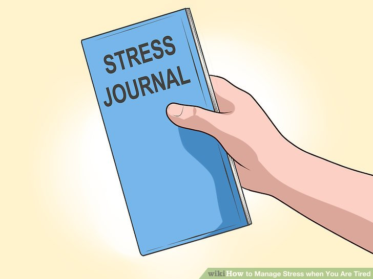 How to Manage Stress when You Are Tired (with Pictures) - wikiHow