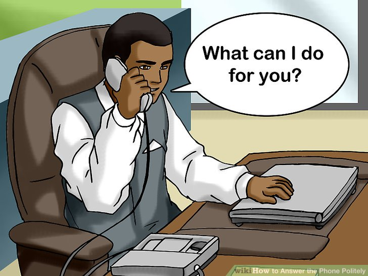 The Best Ways to Answer the Phone Politely - wikiHow