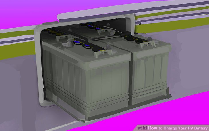 How to Charge Your RV Battery 12 Steps (with Pictures) - wikiHow