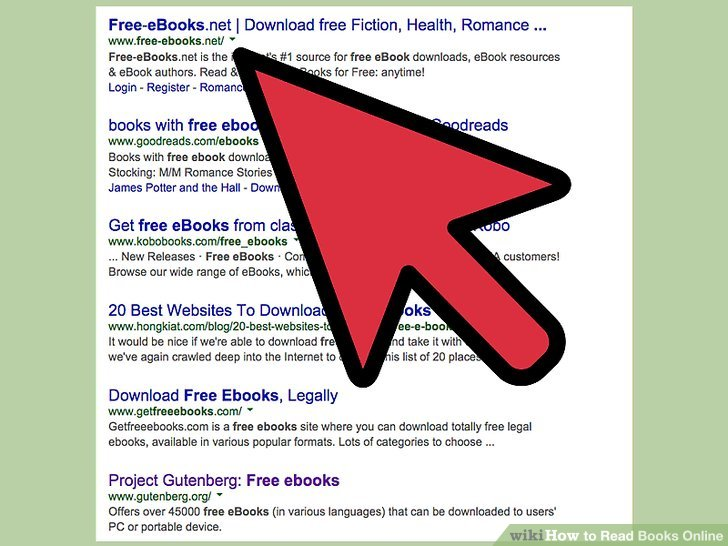 4 Ways to Read Books Online - wikiHow - would 4 free