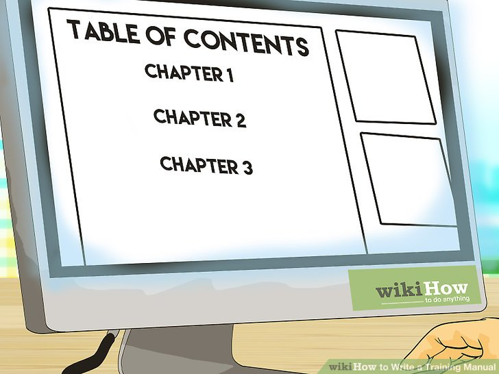 3 Ways to Write a Training Manual - wikiHow