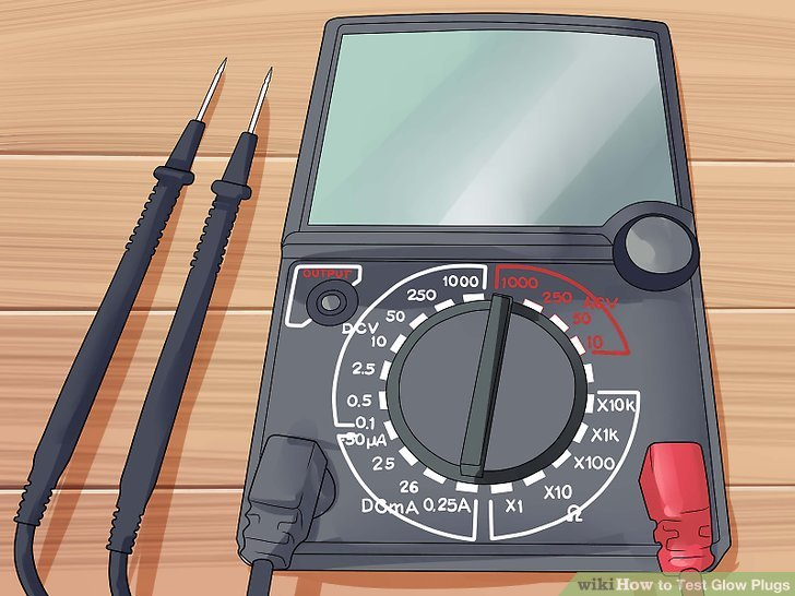 How to Test Glow Plugs (with Pictures) - wikiHow