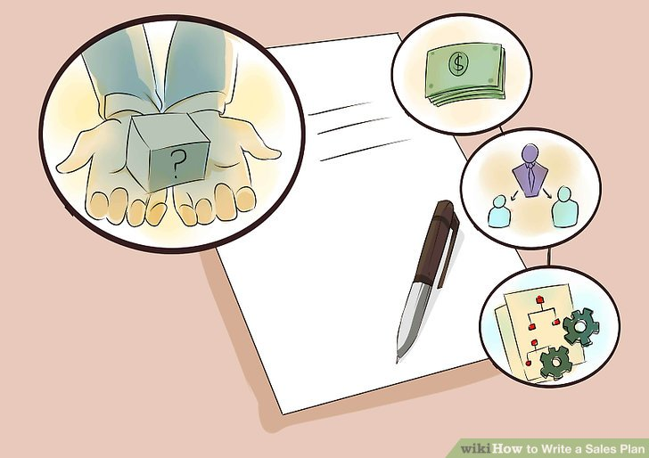 How to Write a Sales Plan 12 Steps (with Pictures) - wikiHow