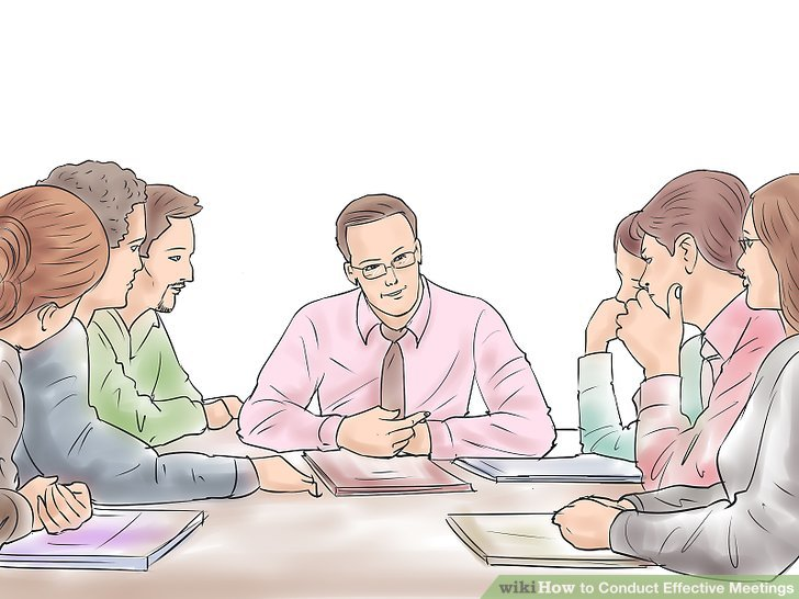 Effectively Facilitate Meeting They Achieve The Meeting S Objective