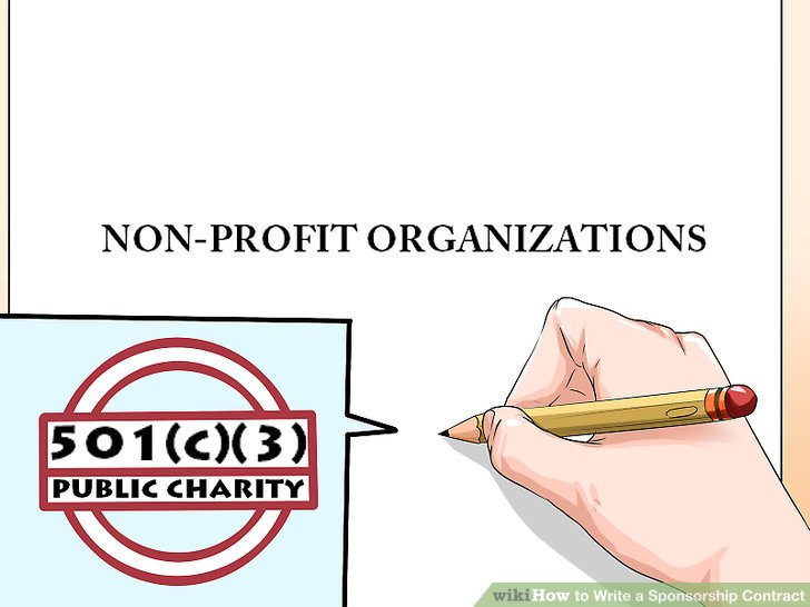 How to Write a Sponsorship Contract (with Pictures) - wikiHow - sponsorship agreement
