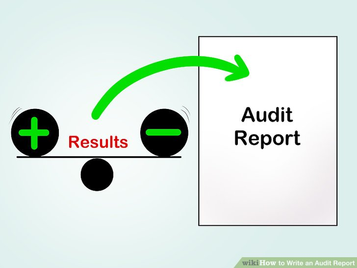 How to Write an Audit Report 14 Steps (with Pictures) - wikiHow