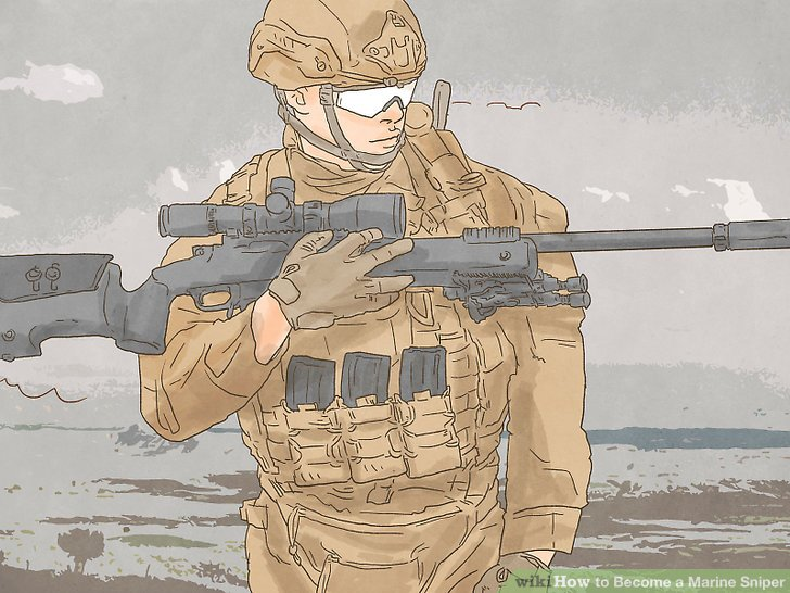 How to Become a Marine Sniper (with Pictures) - wikiHow