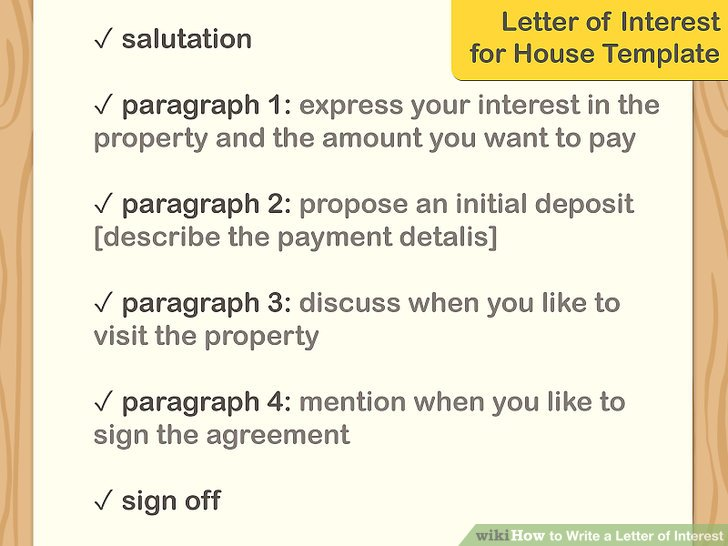 7 Ways to Write a Letter of Interest - wikiHow