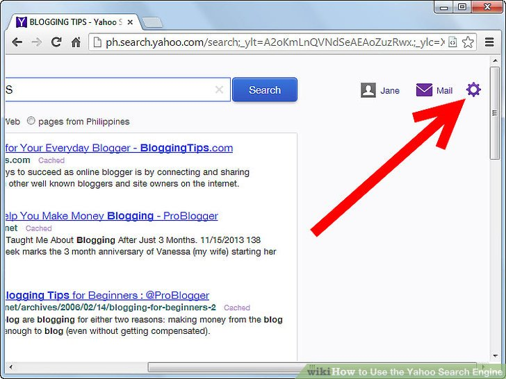 5 Ways to Use the Yahoo Search Engine - wikiHow