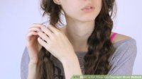 How to Get Wavy Hair Overnight (Braid Method): 11 Steps