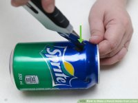 3 Ways to Make a Pencil Holder from a Can