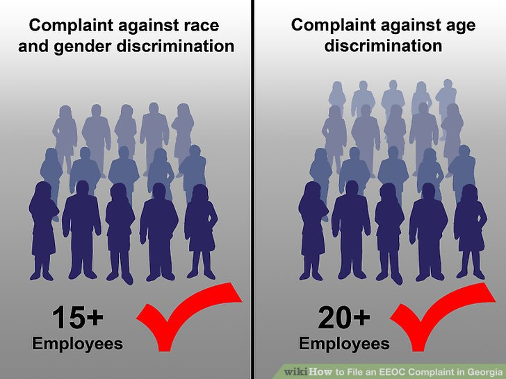 How to File an EEOC Complaint in Georgia 12 Steps (with Pictures) - eeoc complaint form
