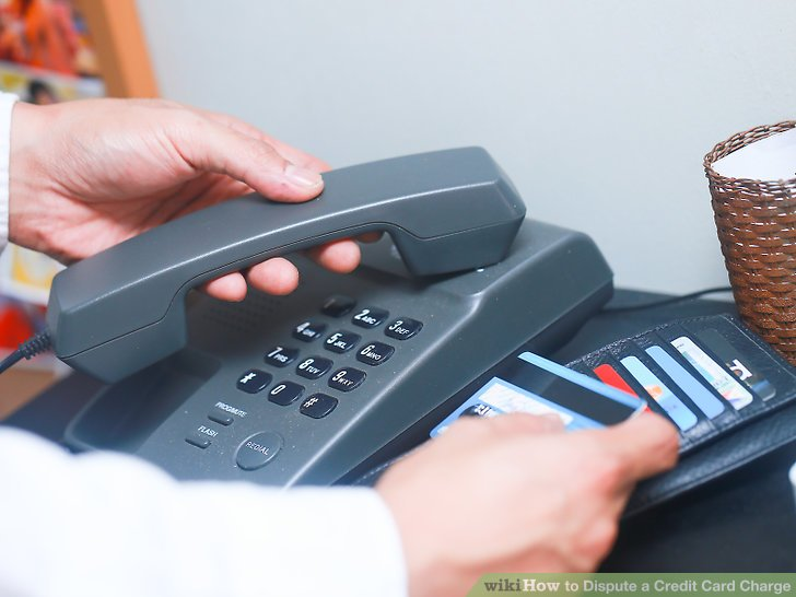 How to Dispute a Credit Card Charge 13 Steps (with Pictures)