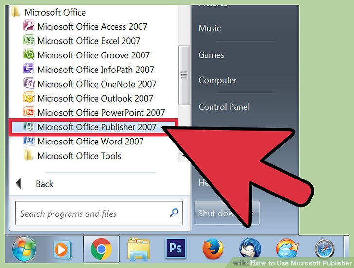 How to Use Microsoft Publisher (with Pictures) - wikiHow