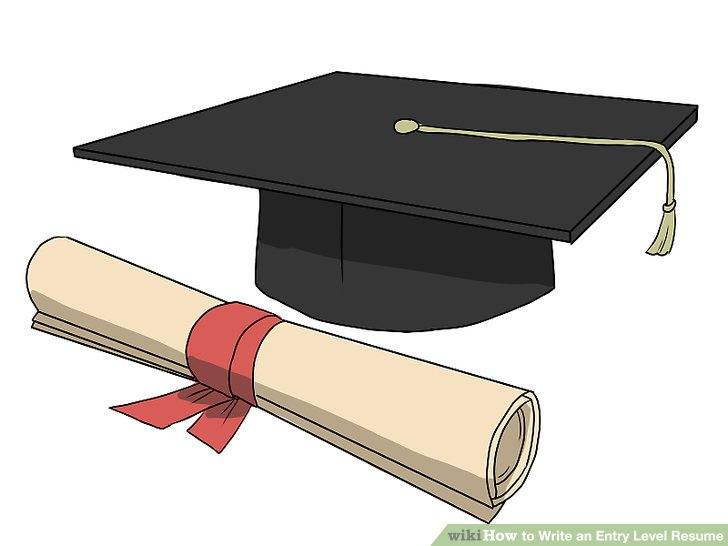 3 Ways to Write an Entry Level Resume - wikiHow - Entry Level Resume