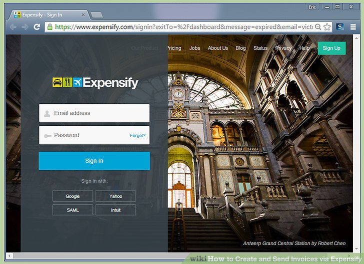 How to Create and Send Invoices via Expensify 14 Steps