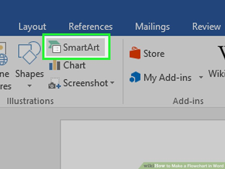 3 Ways to Make a Flowchart in Word - wikiHow