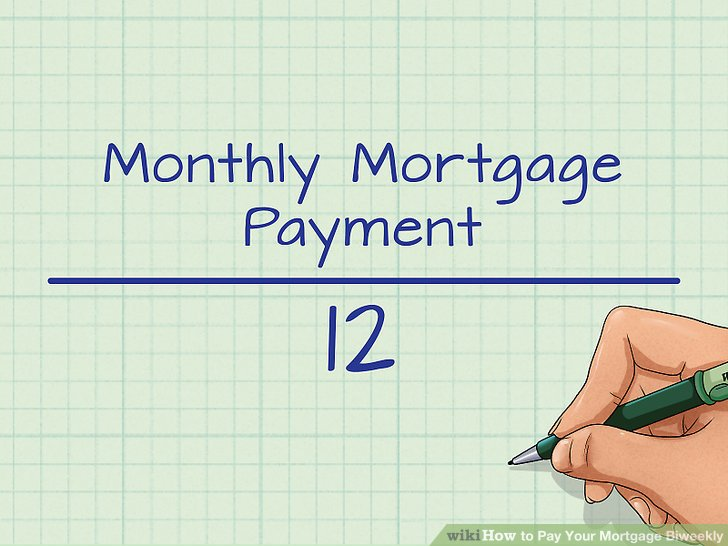 How to Pay Your Mortgage Biweekly 9 Steps (with Pictures)