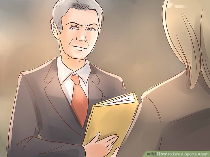 How to Fire a Sports Agent 14 Steps (with Pictures) - wikiHow