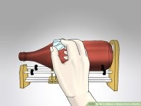How to Make a Glass from a Bottle (with Pictures) - wikiHow