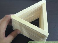 How to Make a Pencil Holder with Popsicle Sticks (with