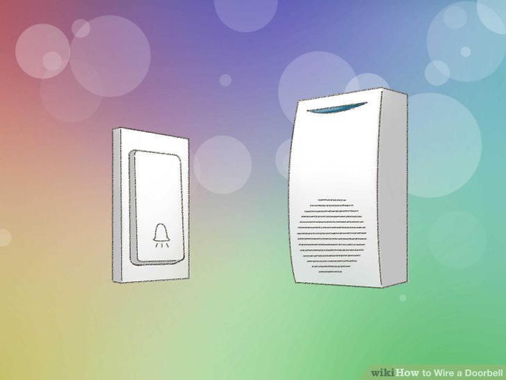 How to Wire a Doorbell (with Pictures) - wikiHow