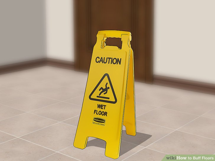 How to Buff Floors (with Pictures) - wikiHow