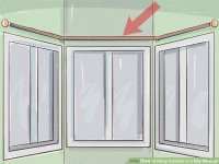 How to Hang Curtains in a Bay Window: 13 Steps (with Pictures)