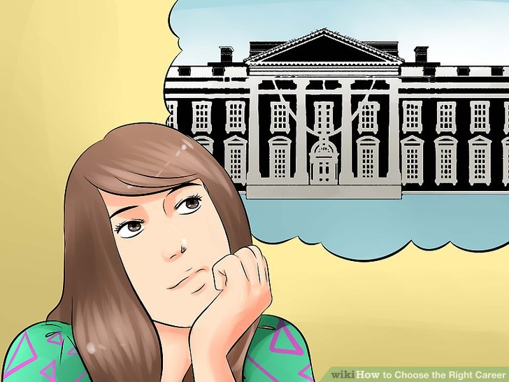 How to Choose the Right Career (with Pictures) - wikiHow
