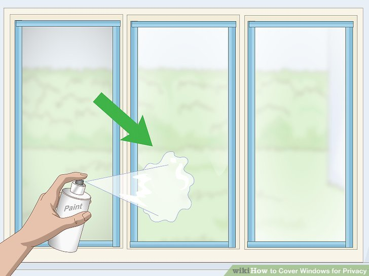 3 Ways to Cover Windows for Privacy - wikiHow
