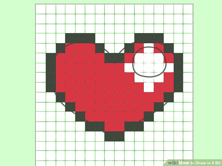How to Draw in 8 Bit 8 Steps (with Pictures) - wikiHow