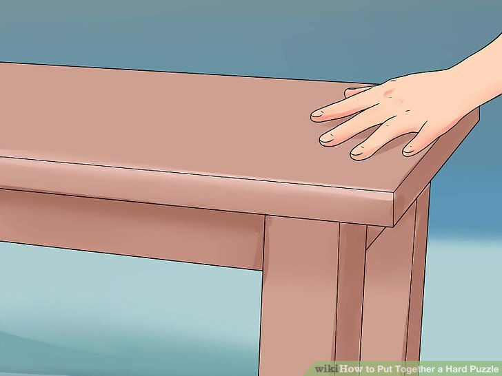 How To Put Together A Hard Puzzle 14 Steps With Pictures